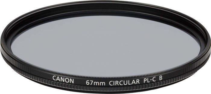 Canon 67PLCB Circular Polarizing Filter