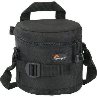 Lowepro 11 x 11cm Lens Case - Black