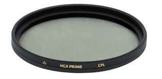 ProMaster Circular Polariser HGX Prime 95mm Filter