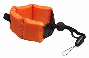 ProMaster Floating Wrist Strap - Orange