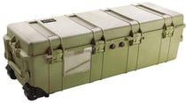 Pelican 1740 Olive Green Weapons Transport Case with Foam