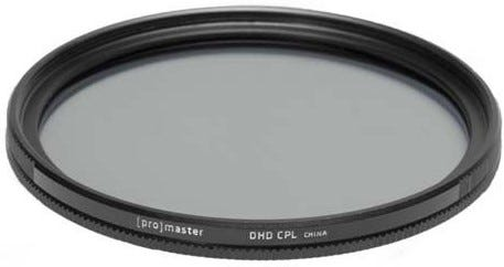 ProMaster Circular Polariser Digital HD 49mm Filter