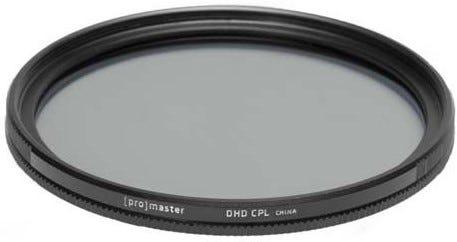 ProMaster Circular Polariser Digital HD 55mm Filter