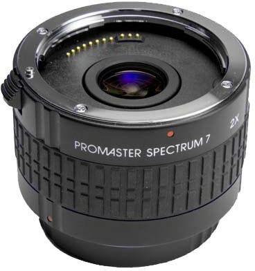 ProMaster 2X DC7 Teleconverter Lens - Canon (N)