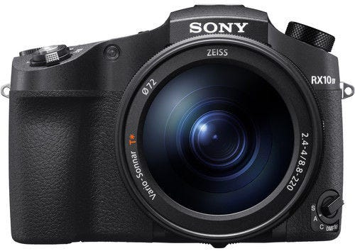 Sony Cybershot DSC-RX10M4 Digital Compact Camera
