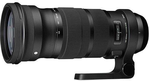 Sigma 120-300mm f/2.8 DG OS Sports Lens - Nikon