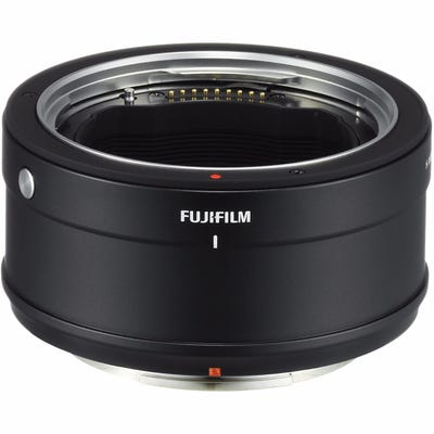 FujiFilm H-Mount Adaptor G - GFX series