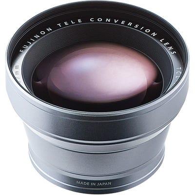 FujiFilm TCL-X100 II Silver Tele-Conversion Lens