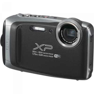 FujiFilm Finepix XP130 - Dark Silver