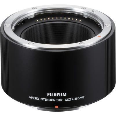 FujiFilm MCEX-45G WR Macro Extension Tube (45mm) - GFX series