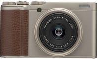 Fujifilm XF10 Champagne Gold Compact Digital Camera