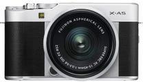 FujiFilm X-A5 Silver w/ XC15- 45mm Lens Compact System Camera