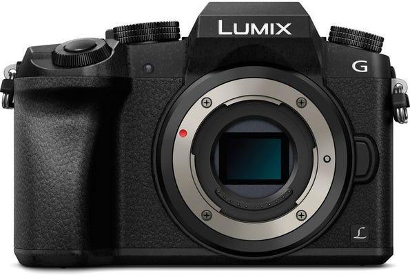 Panasonic Lumix G7 Body Black Compact System Camera