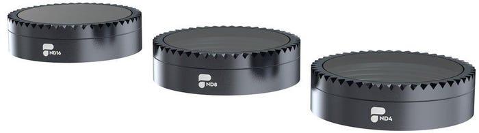 PolarPro DJI Mavic Air Filters - Standard Series 3-Pack Includes - Custom Filter Case