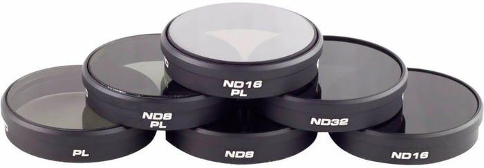 PolarPro DJI Phantom 3 Professional Filter Kit 6-Pack