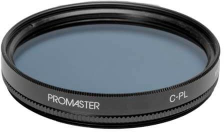 ProMaster Circular Polariser Standard 58mm Filter