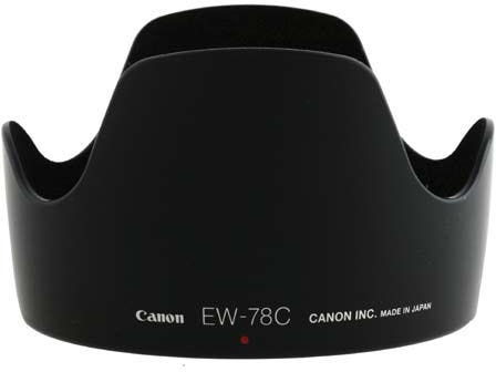 Canon EW78C Lens Hood