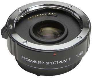 ProMaster 1.4x Tele Converter - Canon EOS