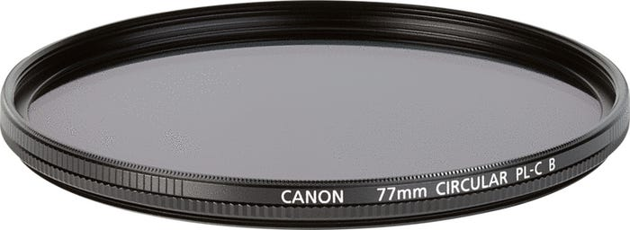 Canon 77PLCB Circular Polarizing Filter
