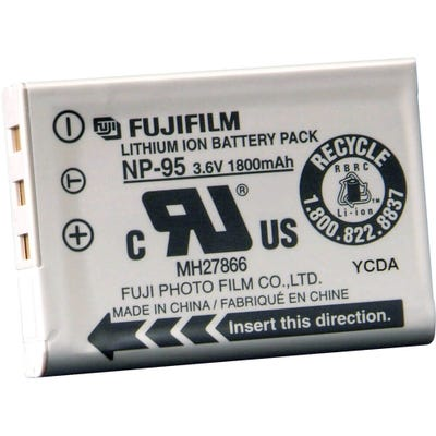 Fujifilm NP-95 Li-Ion Rechargeable Battery