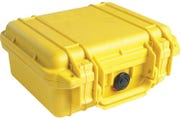 Pelican 1200 Yellow Case with Foam