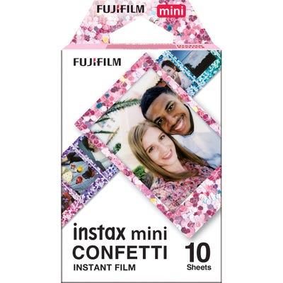 Fujifilm Instax Mini - Confetti Instant Film (10 Sheets)