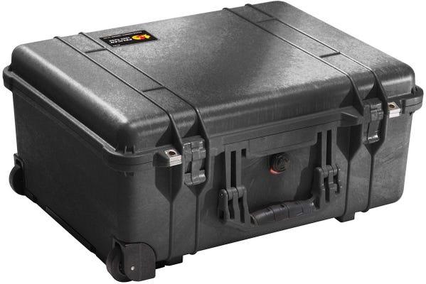 Pelican 1560 Black Case with Foam