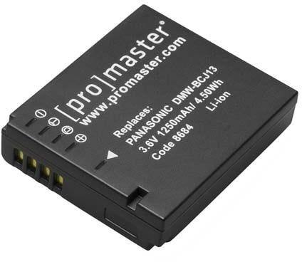 ProMaster Panasonic DMW-BCJ13 Battery