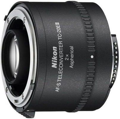 Nikon TC-20EIII AF-S Teleconverter Lens