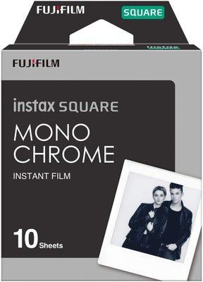 Fujifilm Instax Square Monochrome - Instant Film (10 Sheets)