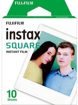 Fujifilm Instax Square - Instant Film (10 Sheets)