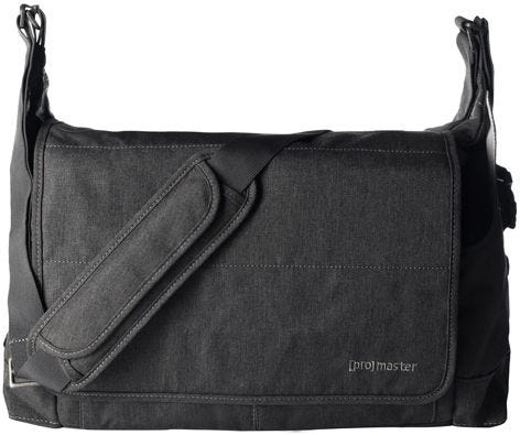 ProMaster Cityscape 150 Charcoal Grey Courier Bag
