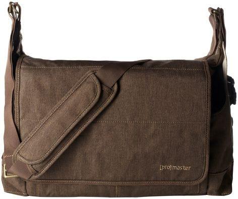 ProMaster Cityscape 150 Hazelnut Brown Courier Bag