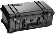 Pelican 1510SCB Black Studio Case with Divider & Laptop Sleeve