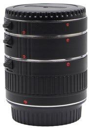 ProMaster Macro Extension Tube Set - Canon EF & EF-S