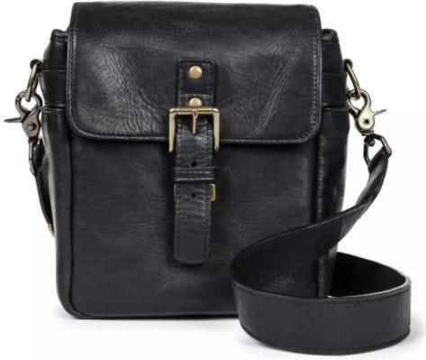 ONA Bond Street Camera Bag Italian Leather - Black