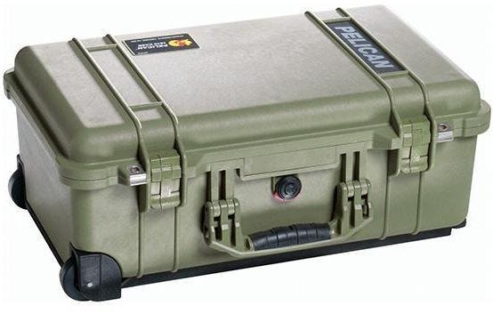 Pelican 1510 Olive Green Case with Foam