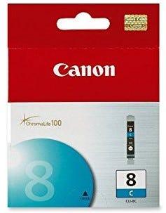 Canon CLI8C Cyan Ink Tank