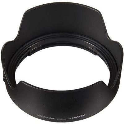 ProMaster Lens Hood - Canon EW73D