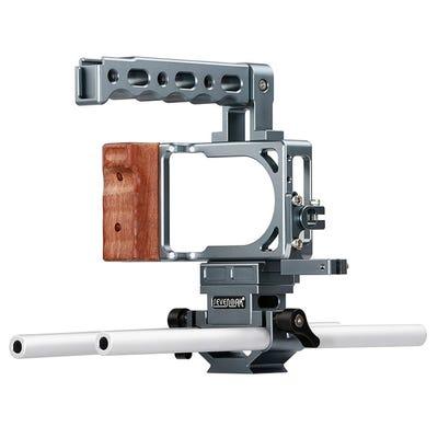 Sevenoak BMPCC Video Cage Aluminium Construction Kit for Blackmagic Cinema Camera