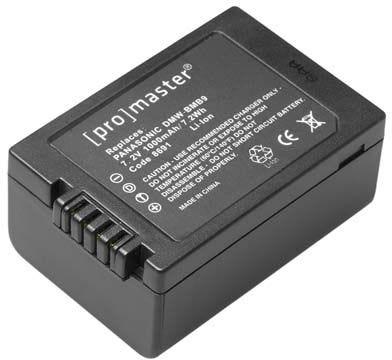 ProMaster Panasonic DMW-BMB9 Battery