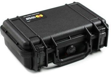 Pelican 1170 Case with Foam - Black