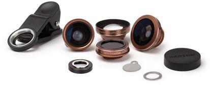 ProMaster Mobile Lens Kit v2.0 - Tele, Wide Macro, Fisheye