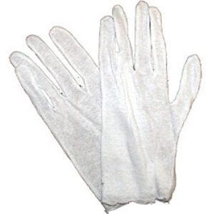 ProMaster Cotton Gloves Large 12 Pk