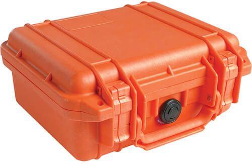 Pelican 1200 Orange Case