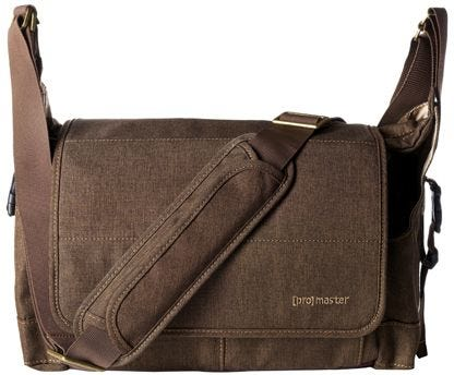 ProMaster Cityscape 130 Hazelnut Brown Courier Bag