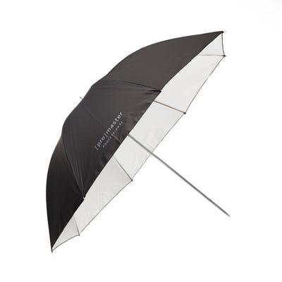 "ProMaster Professional Umbrella - Black/White 36"""