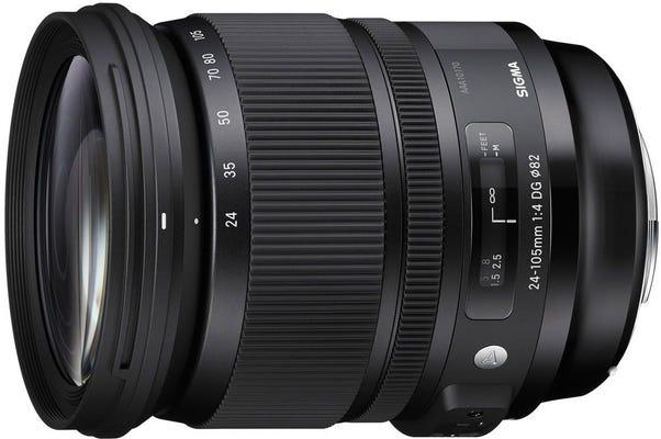 Sigma 24-105mm f/4 DG OS HSM Art Series Lens - Sigma