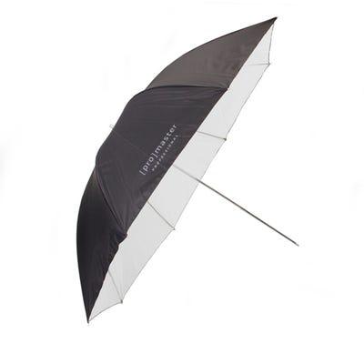 "ProMaster Professional Umbrella - Black/White 45"""