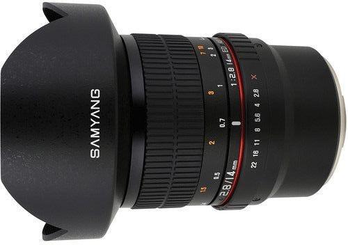 Samyang 14mm f/2.8 UMC II - MFT Full Frame